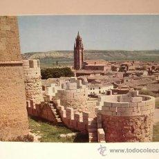 Postales: 3-AMPUDIA(PALENCIA)VISTA PARCIAL DESDE EL CASTILLO EDICIONES INTER. Lote 38064032