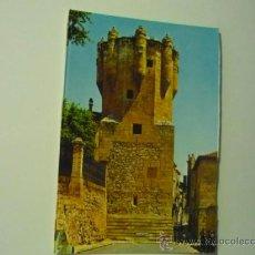 Postales: POSTAL SALAMANCA TORRE DEL CLAVERO. Lote 38092202