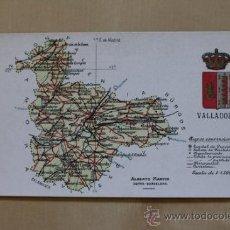 Postales: POSTAL. VALLADOLID. ALBERTO MARTÍN, EDITOR.. Lote 38125317