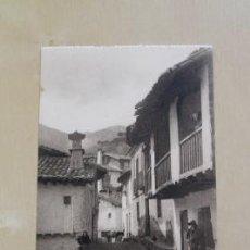 Postales: POSTAL. SIERRA DE GREDOS. GUISANDO. FOT. WUNDERLICH.. Lote 38134232