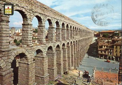 SEGOVIA - ACUEDUCTO (Postales - España - Castilla y León Moderna (desde 1940))