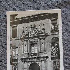 Postales: POSTAL. VALLADOLID. PALACIO DE FABIONELLI.. Lote 38334202