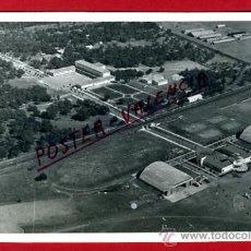 Postales: POSTAL BURGOS , FOTO VICTOR , AEROPUERTO O BASE DE AVIONES , AVION ,FOTOGRAFICA , ORIGINAL , P78992. Lote 38379253