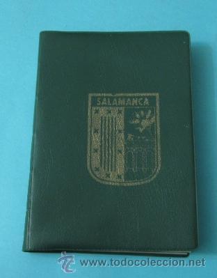 CARPETA CON 20 POSTALES DE SALAMANCA (Postales - España - Castilla y León Moderna (desde 1940))