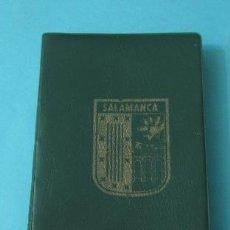 Postales: CARPETA CON 20 POSTALES DE SALAMANCA. Lote 38436262