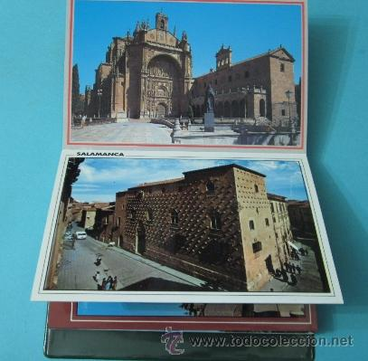 Postales: CARPETA CON 20 POSTALES DE SALAMANCA - Foto 3 - 38436262