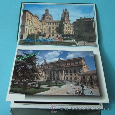 Postales: CARPETA CON 20 POSTALES DE SALAMANCA - Foto 4 - 38436262
