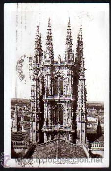 BURGOS CATEDRAL . CRUCERO. (Postales - España - Castilla y León Antigua (hasta 1939))