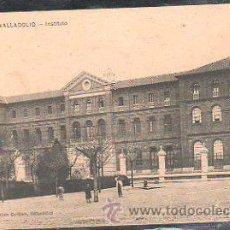 Postales: TARJETA POSTAL DE VALLADOLID - INSTITUTO. Nº 28. EDICION GUILLEN. Lote 38508427