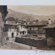 Cartoline: POSTAL. SIERRA DE GREDOS. EL ARENAL. FOTO: WUNDERLICH.. Lote 38885183