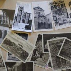 Postales: LOTE DE 17 POSTALES ANTIGUAS DE ÁVILA. . Lote 39009890