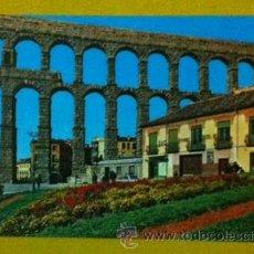 Postales: SEGOVIA - ACUEDUCTO. Lote 39032152