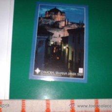Postales: POSTAL DE ZAMORA, SEMANA SANTA DE 1989. Lote 49144337