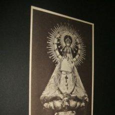 Postales: SEGOVIA NUESTRA SEÑORA DE LA FUENCISLA. Lote 39115671