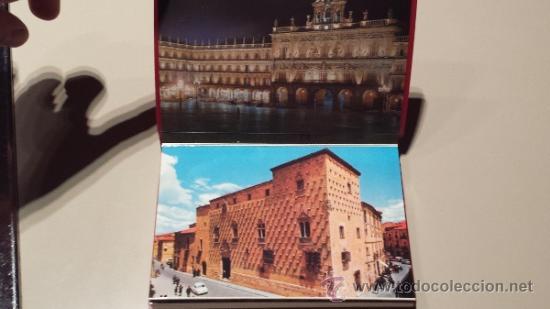 Postales: LIBRITO CON 20 POSTALES SALAMANCA MONUMENTAL - Foto 2 - 39315085