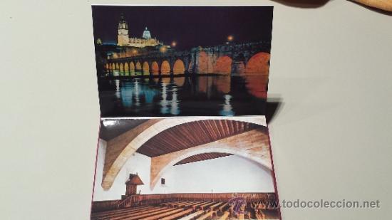 Postales: LIBRITO CON 20 POSTALES SALAMANCA MONUMENTAL - Foto 3 - 39315085