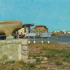 Postales: TORO, GRAM VIA, EDITOR: FITER EN EL AÑO 1969. Lote 39406357
