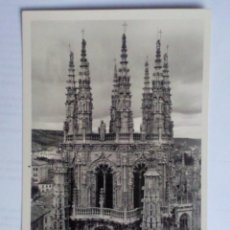 Postales: POSTAL BURGOS, CATEDRAL, CRUCERO. Lote 39570373