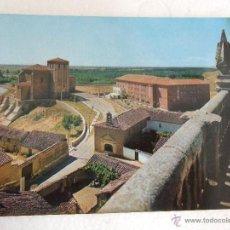 Postales: POSTAL PALENCIA - CARRION DE LOS CONDES - VISTA PARCIAL Y SANTUARIO - 1967 - SIN CIRCULAR. Lote 39872396