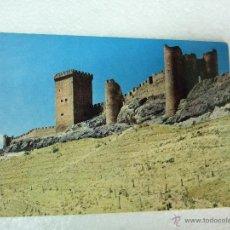 Postales: POSTAL BURGOS - CASTILLO DE PEÑARANDA DE DUERO - 1967 - SIN CIRCULAR - VISTABELLA 26 - CASTILLOS DE . Lote 40055820