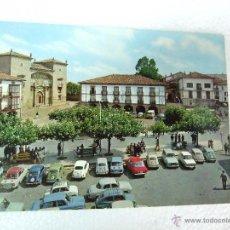 Postales: POSTAL BURGOS - ESPINOSA DE LOS MONTEROS - PLAZA DE SANCHO GARCIA - 1969 - SIN CIRCULAR - . Lote 40055934