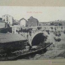 Postkarten - Postal antigua Salamanca. Bejar. Puente viejo. - 40062235