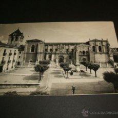 Postales: LEON REAL BASILICA DE SAN ISIDORO. Lote 40139317
