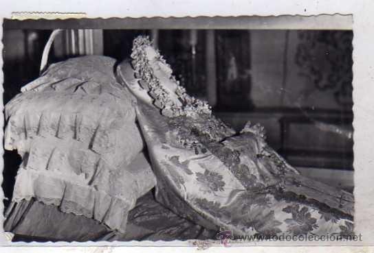ZAMORA. 217. NUESTRA SEÑORA DEL TRÁNSITO. PATRONA. ED ARRIBAS. CIRCULADA. (Postales - España - Castilla y León Antigua (hasta 1939))