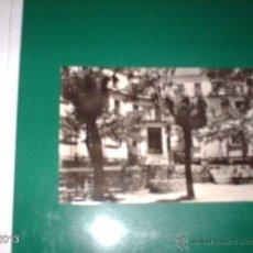 Postales: POSTAL DE EL ESPINAR (SEGOVIA). RESIDENCIA BETANIA. AÑOS 50. FOTO IGARRA. Lote 40266329