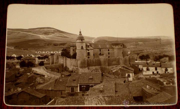 ANTIGUA FOTO POSTAL DE SIMANCAS 123 (VALLADOLID) ARCHIVO DE SIMANCAS - ED. GARRABELLA, SIN CIRCULAR (Postales - España - Castilla y León Antigua (hasta 1939))