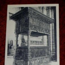 Postales: ANTIGUA POSTAL - AVILA - SEPULCRO DE SAN VICENTE - A. CANOVAS - ROMO Y FUSSEL - 790 - SIN DIVIDIR - . Lote 39605648