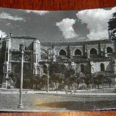Postales: ANTIGUA FOTO POSTAL DE PALENCIA, CATEDRAL, N. 5, CIRCULADA, ED. ARTIGOT.. Lote 39608868