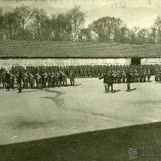 Postales: POSTAL FOTOGRAFICA VALLADOLID MILITAR PROMESA DE LA BANDERA 21 FEBRERO 1932 . Lote 40291685