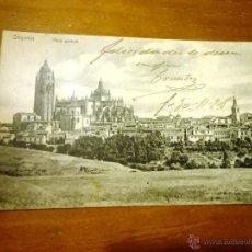 Postales: ANTIGUA POSTAL DE SEGOVIA. Lote 40318335