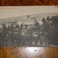 Postales: SEGOVIA - VISTA GENERAL DEL PARRAL - 53. Lote 40330589