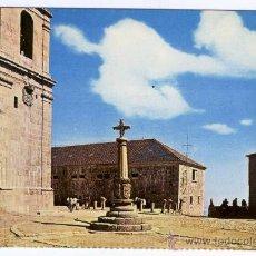 Postales: PEÑA DE FRANCIA - PLAZA DEL SANTUARIO. Lote 40410030
