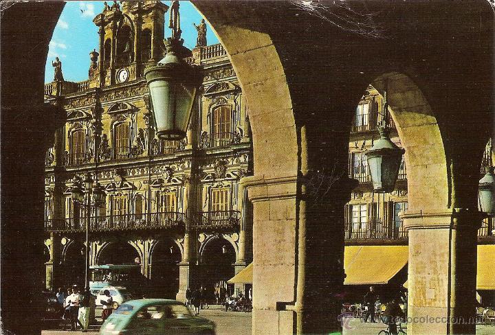 SALAMANCA, AYUNTAMIENTO - FARDI Nº 93 - SIN CIRCULAR (Postales - España - Castilla y León Moderna (desde 1940))