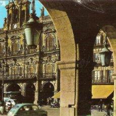 Postales - SALAMANCA, AYUNTAMIENTO - FARDI Nº 93 - SIN CIRCULAR - 40413312