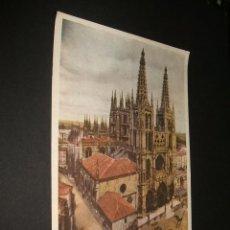 Postales: BURGOS LA CATEDRAL. Lote 40631896