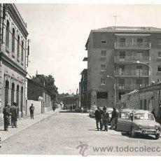 Postales: PALENCIA VENTA DE BAÑOS CALLE GENERAL FRANCO ED. SICILIA. SIN CIRCULAR. Lote 40851886