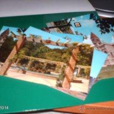 Postales: LOTE DE 8 POSTALES DE VALLADOLID. AÑOS 60 Y 70. Lote 40973616