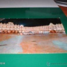 Postales: POSTAL DE LA PLAZA MAYOR DE SALAMANCA. AÑOS 60. Lote 40977183