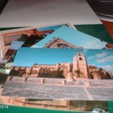 Postales: LOTE DE 6 POSTALES DE PALENCIA. AÑOS 90. . Lote 40977217