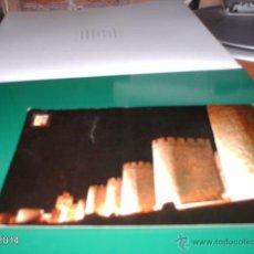 Postales: POSTAL DE LAS MURALLAS DE ÁVILA. AÑOS 60. Lote 40977266