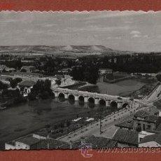 Postales: PALENCIA. RÍO CARRIÓN Y PUENTES. EDICIONES SICILIA Nº 33. Lote 41003836