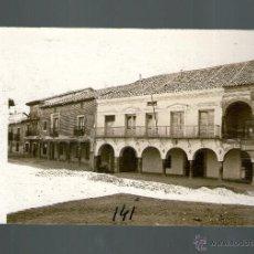 Postkarten - OLMEDO CASA CONSISTORIAL Y PLAZA MAYOR VALLADOLID - SIN Edición - POSTAL - Postal - 41176096