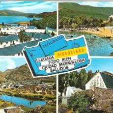 Postales: RIBADELAGO (ZAMORA), VARIAS VISTAS - EDICIONES PARIS Nº 891 - SIN CIRCULAR. Lote 41327188