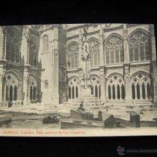 Cartes Postales: POSTAL SIN CIRCULAR ED FOTOTIPIA THOMAS,BARCELONA SERIE 957 Nº 27 CATEDRAL BURGOS CLAUSTROS. Lote 41336789