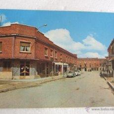 Postales: POSTAL PALENCIA - VENTA DE BAÑOS - CALLE DE CALVO SOTELO - 1966 - CIRCULADA - SICILIA 3. Lote 41434750