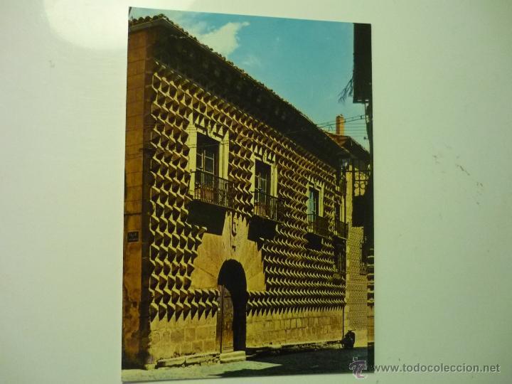 POSTAL SEGOVIA .- CASA DE LOS PICOS (Postales - España - Castilla y León Moderna (desde 1940))